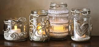 Wedding Decor With Mason Jars Mason Jar Wedding Centerpiece Ideas 62