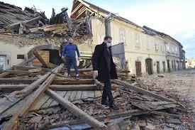 Wir bitten sie, ihre persönlichen wahrnehmungen mittels der beantwortung von 17 kurzen fragen zu dokumentieren. Weiteres Erdbeben Erschuttert Kroatiens Zentralregion