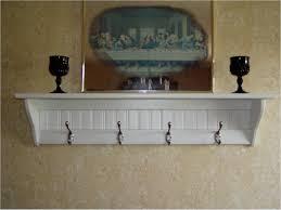 wall mounted coat rack with hooks and shelf 25 inspirational decorative wall hooks for coats aftu