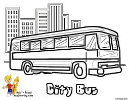 Coloriage Dessin Bus Enfant 4 Dessin