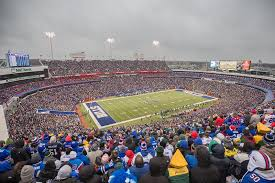 New Era Field Buffalo Seating Chart New Era Field Buffalo Bills Football Stadium Stadiums Of