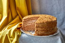 Russian Honey Cake Recipe Nyt Cooking