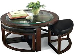 round coffee table with seats large size of coffee round coffee table with seats pictures ideas