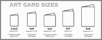 Greeting Card Size Chart Greeting Cards Size Kozen Jasonkellyphoto Co