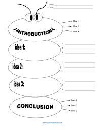 images about essay templatesgraphic organisers on pinterest  monster essay template