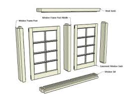 ... Fancy Plush Design How To Build Window Frames 11 Making Casement Windows  On Tiny Home ...