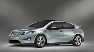 All Chevy 2011 chevrolet volt mpg : Motor Trend Names 2011 Chevy Volt