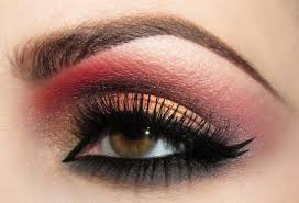 eye makeup for hazel eyes you