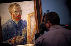 Loving Vincent will be the first feature film completely painted ...