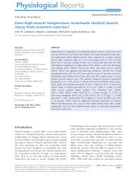 2 02 Skeletal Muscle Chart Pdf Does High Muscle Temperature Accentuate Skeletal Muscle