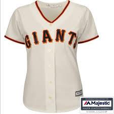 Giants Womens Giants Jersey Jersey