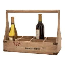 shop woodland imports unique home accents bottle tabletop wine