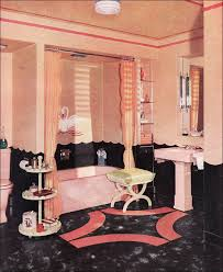 1940 Bathroom Design Simple Decoration