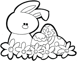 Printable Coloring Pages For Kids Happy Free Colouring Easter Eggs