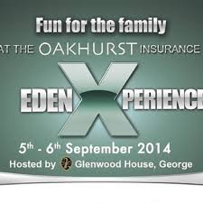 Insurance and warranty for education, business and individuals. Oakhurst Insurance Eden Xperience 2014 Knysna Plett Herald