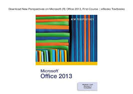 Microsoft Office Logo Design Best Download New Perspectives On Microsoft R Office 48 First Course