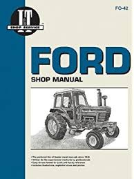 amazon com d3nn7b292b ford tractor shift pattern decal 5000 5600 ford shop manual series 5000 5600 5610 6600 6610 6700