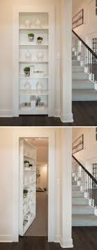 The Flush Mount Hidden door is perfect creative solution for your house.  #hiddendoor   Decorations, FYI's for the home   Pinterest   Doors,  Basements and ...