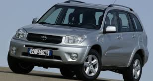 Toyota RAV4 2003 - 2006 reviews, technical data, prices