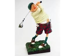 caricature fore the golfer decovista