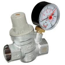 """Редуктор давления воды ProFactor PRV 254G 3/4"""" с манометром ..."""