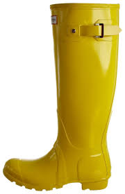 hunter boots size 6 yellow hunter wellies lemon hunter wellingtons for women and men