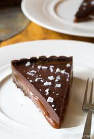 Salted Caramel Chocolate Tart Gluten Free A Spicy Perspective