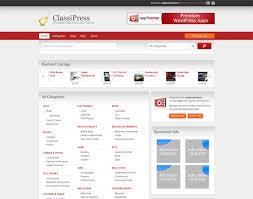 Newspaper Classified Ads Template 15 Best Classifieds Ads Wordpress Themes 2019 Designmaz