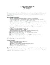 job description for a dentist dentist front desk jobs dentist front desk jobs receptionist job