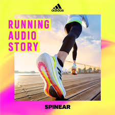 RUNNING AUDIO STORY by adidas Running