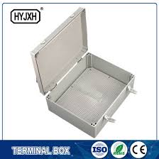 flip type waterproof junction box