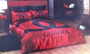 Red And Black Bedroom Set - Bedroom design ideas