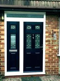 doors with glass panels front doors with glass side panels door side panel front door with