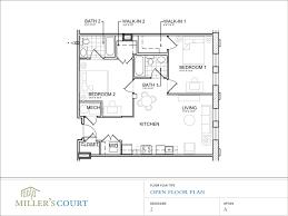 3 Bedroom Open Floor House Plans Creative Design Unique Inspiration Ideas
