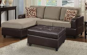 small sectional leather sofa for alluring small sectional sofa leather for sprucing living space s3net
