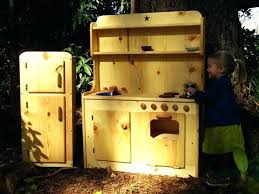 wooden play kitchen wooden kitchen sets heartwood natural toys beautiful and affordable all wood play kitchen wooden play kitchen
