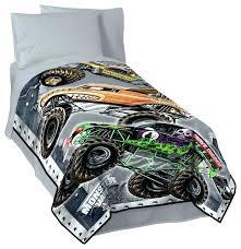 monster truck bedding blaze toddler monster truck bedding