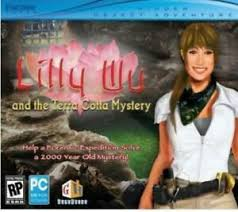 A hidden object game is a visual search puzzle game wherein the player must find an item or a series of items hidden within a picture. Lilly Wu And The Terra Cotta Mystery Pc Mac Cd Solve Hidden Object Puzzle Game Ebay