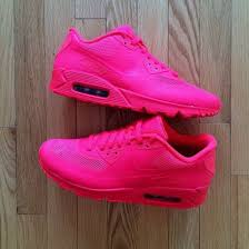 nike shoes high tops hot pink. shoes hot pink air max kicks sneakers nike 90 neon high tops
