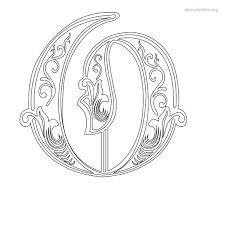 decorative stencil letter o stencil letters o printable free o stencils stencil letters org on 12 inch stencil letters printable