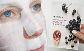 korean sheet masks korean sheet mask innisfree its real squeeze mask korean skin care