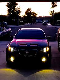G8 Gt Fog Lights Just Found This Sub Meet Ruby My 2009 G8 Gt Pontiac