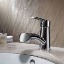 Bathroom Faucets bathroom faucets with sprayer : KES L3902A Bathroom Lavatory Single Handle Vanity Sink Faucet with ...