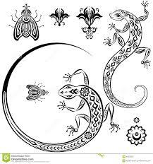 ящерица графика поиск в Google рептилии графика рисунки и ящерицы
