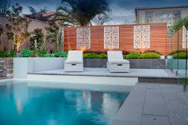 contemporary outdoor wall easy and quick to hang