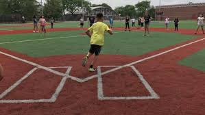 Artificial turf soccer field Crumb Rubber Harrison Footballsoccer Field Artificial Turf Act Global Harrison Footballsoccer Field Artificial Turf Chicago Park District