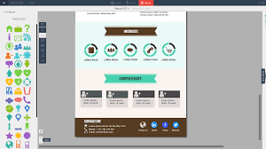 Infographic Resume Enchanting How To Create An Infographic Resume Free Of Cost