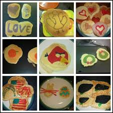 Cool Pancake Designs Pin By Lindsey Ross On Munchies Pancakes Food Recipes