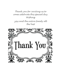 Thank You Black And White Printable Business Thank You Card Template Inspirational Cards Free