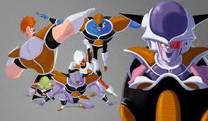 Force Character Design Freezer Dragon Ball Character Design On Wacom Gallery